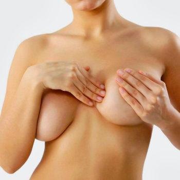 несимметричная грудь - пластика
