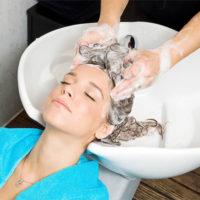 как лучше мыть голову после пластики груди