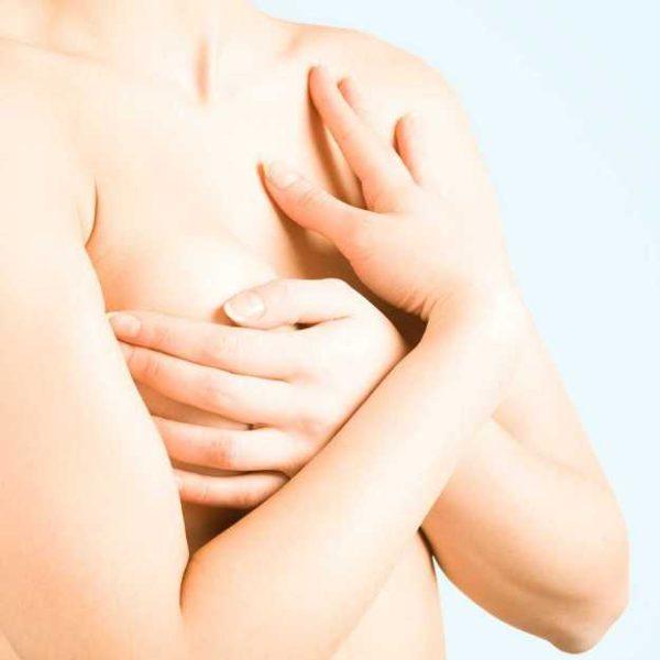увеличение груди - отек