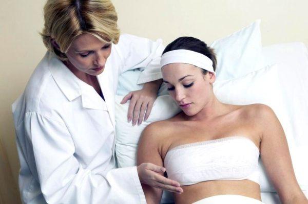 реабилитационный период после мастопексии