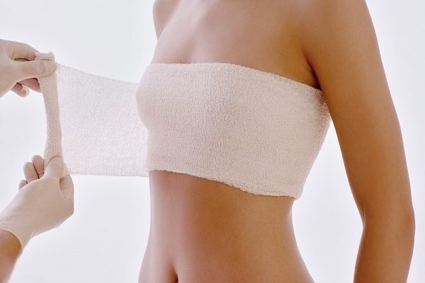 как проходит реабилитация после подтяжки груди