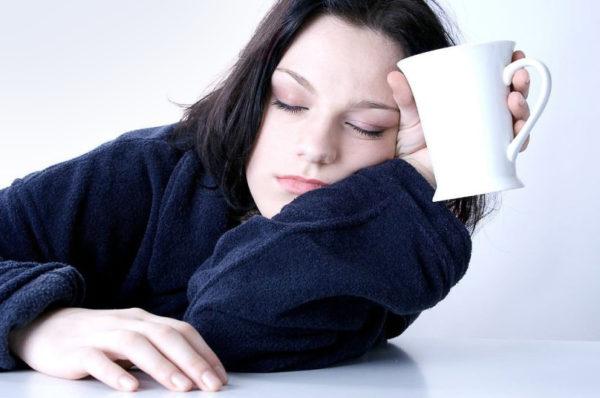 сонливость и пластика груди