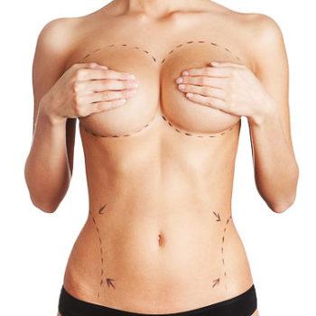 увеличение размера груди и бедер